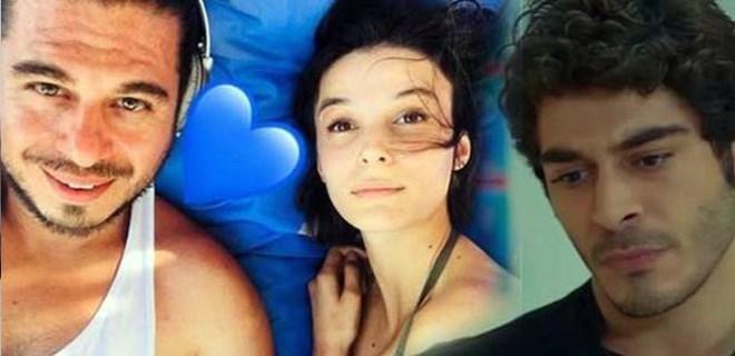 Büşra Develi'den kalp emojili fotoğrafa jet açıklama
