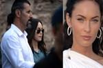 Megan Fox belgesel çekimi için İstanbul'a geldi