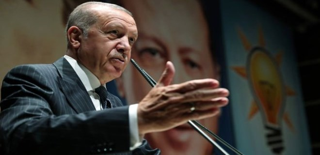 Cumhurbaşkanı Erdoğan'dan TBMM'de açıklamalar