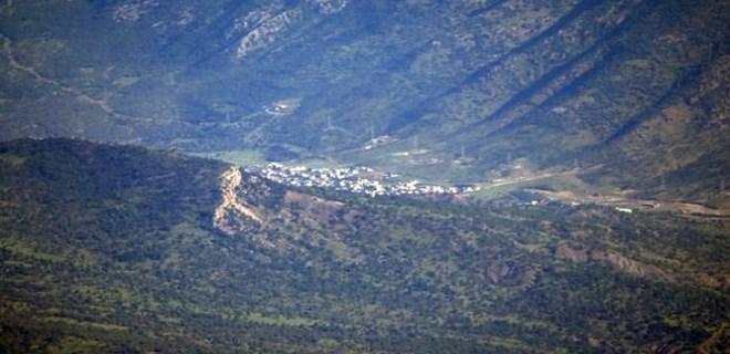 Afrin'de Türk askerine saldırı hazırlığındaki 11 terörist öldürüldü