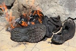 Akıma kapılan işçi yanarak ağır yaralandı!