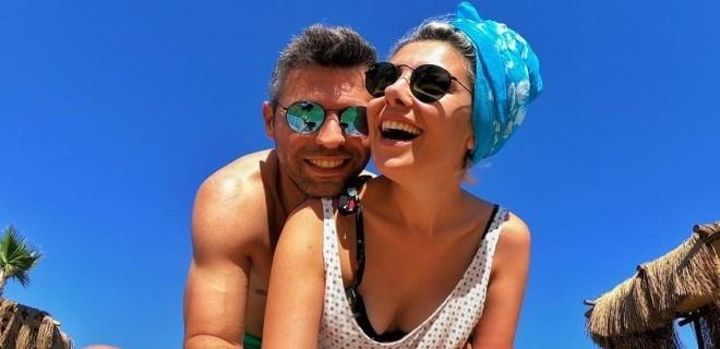Burcu Binici'den aşk haykırışı!