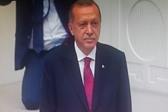Cumhurbaşkanı Erdoğan yemin etti!