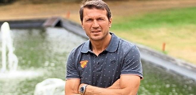 Göztepe'nin yeni teknik direktörü iddialı