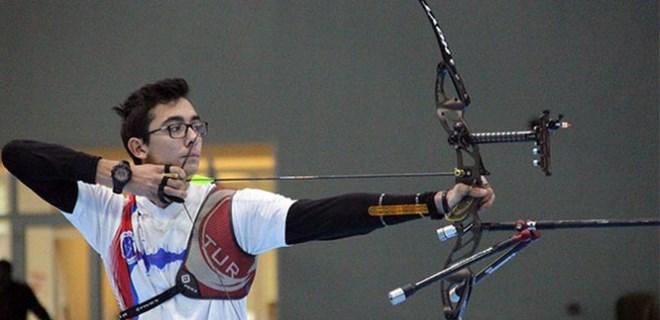 Mete Gazoz, Avrupa rekoru kırdı
