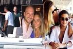 Murat Gezer merhum nişanlısının kardeşiyle tatil yapıyor