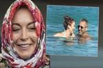 Lindsay Lohan'dan 'Türk sevgili' açıklaması