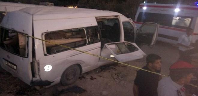 Amman'da bomba patladı!
