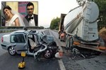 Aydın'da yürekleri yakan trafik kazası!