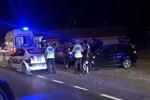 İzmir Çiğli'de feci trafik kazası!
