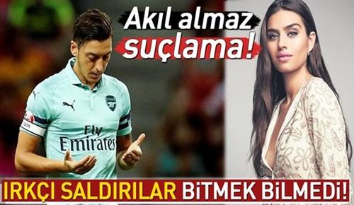 Mesut Özil'in insanlık dersi, Almanlara dert oldu