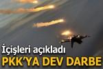 PKK'ya dev darbe!