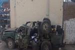 Afganistan'da patlama meydana geldi