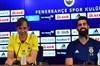 Fenerbahçe Teknik Direktörü Phillip Cocu, Benfica karşılaşması öncesinde soruları cevapladı. Bu...
