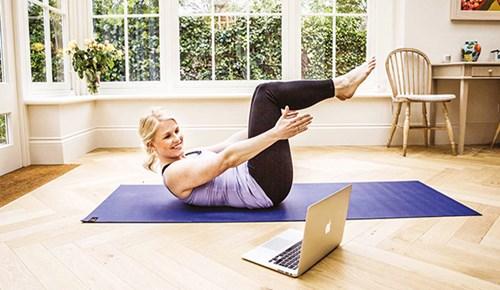 Teknolojinin yoga ile buluşması!