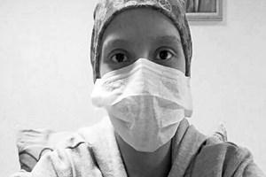 Küçük Büşra kansere yenildi