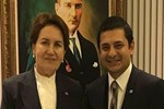 İyi Parti Tokat kurucu il başkanı istifa etti