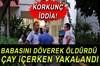 Antalya'nın Kepez ilçesinde 60 yaşındaki babasını darp edip boğazını keserek öldürdüğü iddiasıyla...