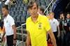 Fenerbahçe Teknik Direktörü Phillip Cocu, Benfica maçının ardından konuştu. İlk yarıda daha iyi...
