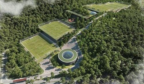 Galatasaray'ın Kemerburgaz tesisleri için imar planı hazır