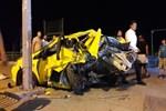 Bakırköy'de feci trafik kazası!
