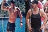 Şarkıcı Mustafa Sandal'ın geride bıraktığımız gün paylaştığı ve fit vücudunu ortaya koyduğu...