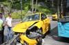 İstanbul Harbiye'de cadde üzerinde trafikte seyir halindeyken kendisini UBER aracının...