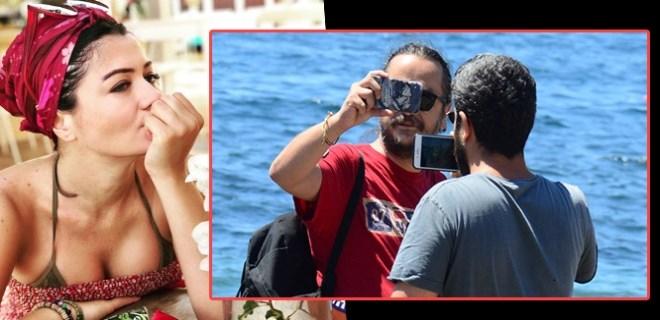 Sevgilisinden Deniz Çakır'a Facetime