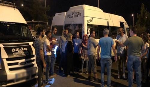 Adana'da 50 Suriyeli göçmen yakalandı