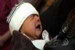 10 günlük bebeği sokağa bıraktılar