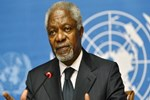 Eski BM Genel Sekreteri Kofi Annan hayatını kaybetti