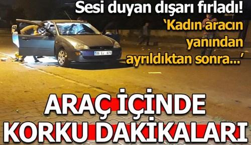 Ankara'da dehşet veren silahlı kavga!