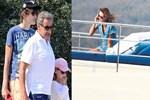 Sarkozylerin Bodrum keyfi
