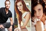 'Yaşamayanlar'ın oyuncuları Mikonos'ta hayatlarını yaşıyor