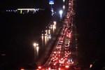 Bursa'da bayram tatili trafiği