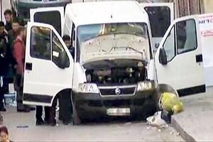İstanbul'da 251 ticari araç için terör takibi