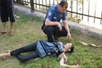 Adana'da intihar girişimi
