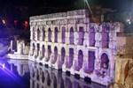 2 bin yıllık Roma Hamamı görüntüsüyle göz kamaştırdı
