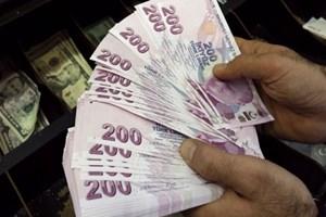 Maaşlara 637 lira artış!