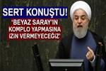 Hasan Ruhani'den çok sert ABD çıkışı!