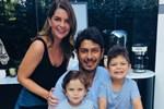 Pelin Karahan'dan eşine sürpriz kutlama