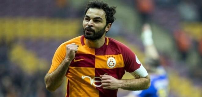 Galatasaray'da Selçuk İnan yeniden doğdu!