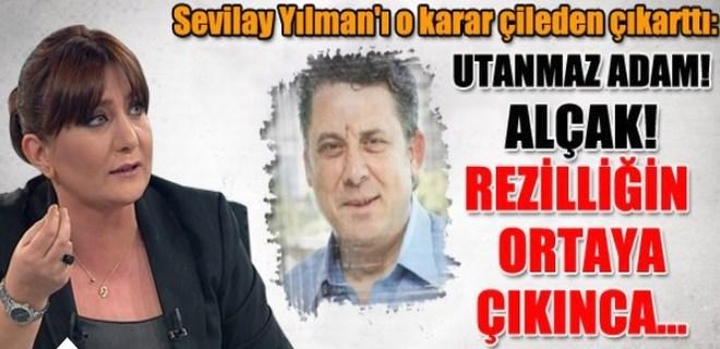 Sevilay Yılman'dan Fatih Oflaz çıkışı!