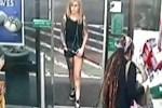 Bakkalda baltayla iki kişiye saldırdı!