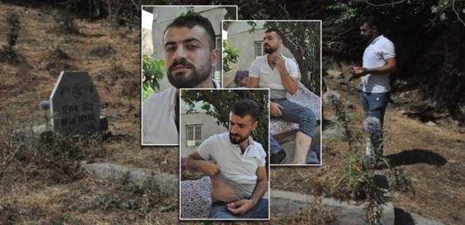 Bebek katili PKK 7 aylıkken kurşuna dizmiş