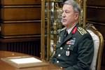 Milli Savunma Bakanı Akar ile Rus mevkidaşı Şoygu ile görüştü!