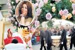 Aretha Franklin'e duygusal veda