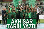 Galatasaray: 5 - Akhisarspor: 6