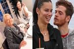 Adriana Lima'dan kaynanaya Türk kahvesi