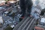 İtalya'da çok şiddetli patlama!